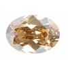 Swarovski Stones 4120 Oval 18x13mm Golden Shadow Crystal 6Pcs
